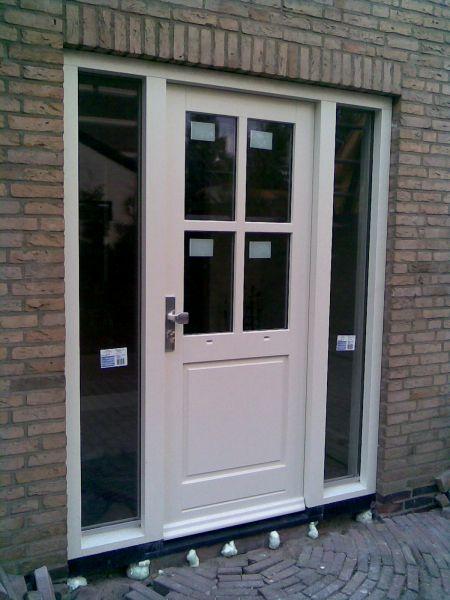 afhangen deuren en ramen - Braakman Bouw